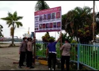 Kejar Pelaku Penyerangan Posramil Kisor, Polisi Sebar Foto DPO di Pelabuhan Dan Tempat Keramaian 6 IMG 20210916 WA0070