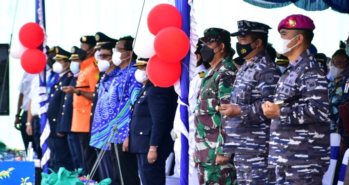 Komandan Pasmar 3 Hadiri Harhubnas ke 76 1 IMG 20210917 WA0041