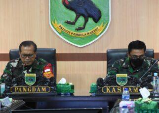 Pangdam XVIII/Kasuari: Kita Bangga Karena Papua Barat Bisa Masuk di Level Yang Baik 13 IMG 20210921 WA0076