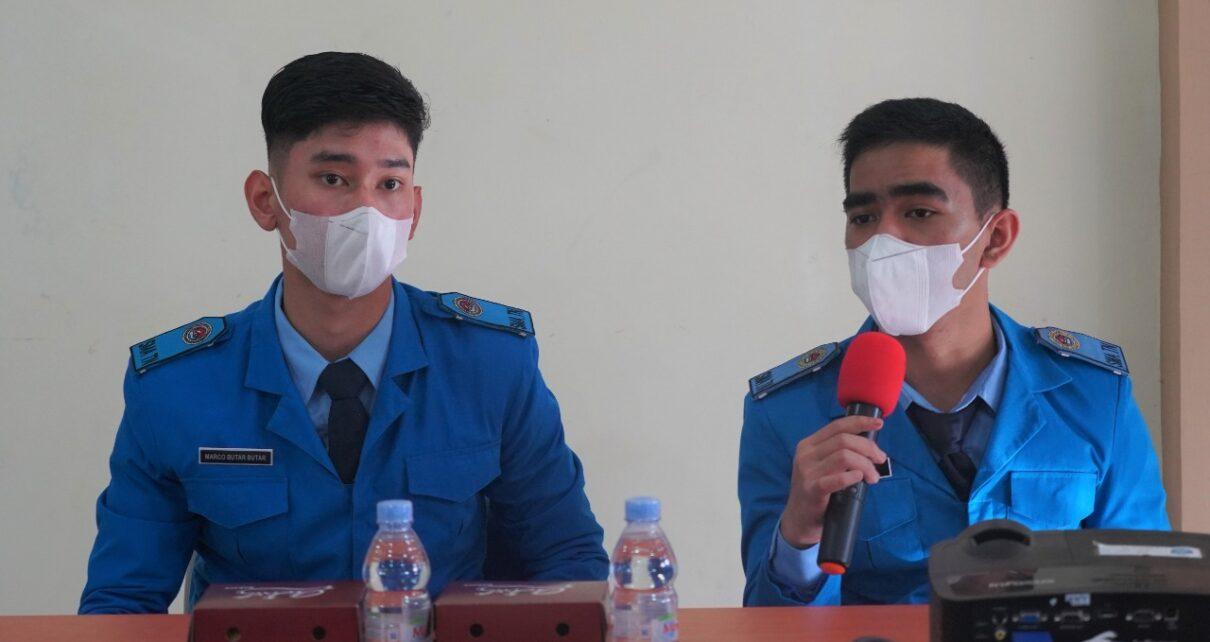 2 Siswa SMA TN Magelang Kunjungi SMA TN Kasuari, Howitser Pesireron: Gapai Cita cita Banggakan Orang Tua 1 IMG 20210921 WA0092