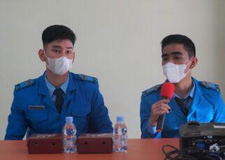 2 Siswa SMA TN Magelang Kunjungi SMA TN Kasuari, Howitser Pesireron: Gapai Cita cita Banggakan Orang Tua 23 IMG 20210921 WA0092