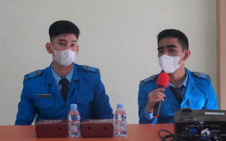 2 Siswa SMA TN Magelang Kunjungi SMA TN Kasuari, Howitser Pesireron: Gapai Cita cita Banggakan Orang Tua 21 IMG 20210921 WA0092