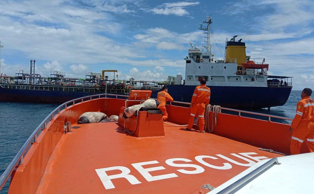 Loncat Dari Atas Kapal Tanker, Pria Berumur 40 Tahun Hilang 1 IMG 20210923 WA0014