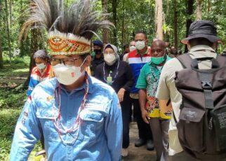 Merawat Satwa Yang Terluka di Klinik Karantina Taman Wisata Alam Sorong 13 IMG 20210925 WA0055