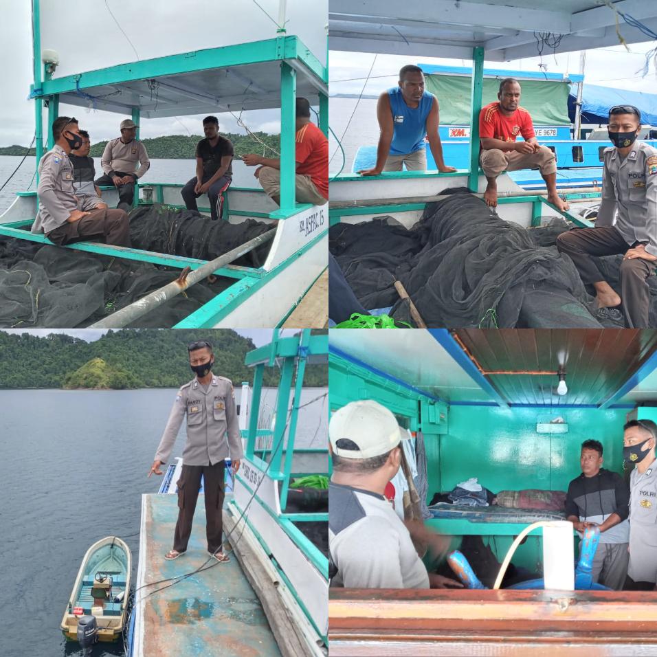 Jatuh Dari Kapal, ABK KM Aspak 15 Hilang di Perairan Misool Raja Ampat 4 IMG 20210911 2