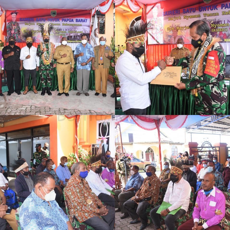 Pangdam XVIII/Kasuari: Bersama Kita Bangun Tanah Papua Penuh Kedamaian 4 IMG 20210921 1