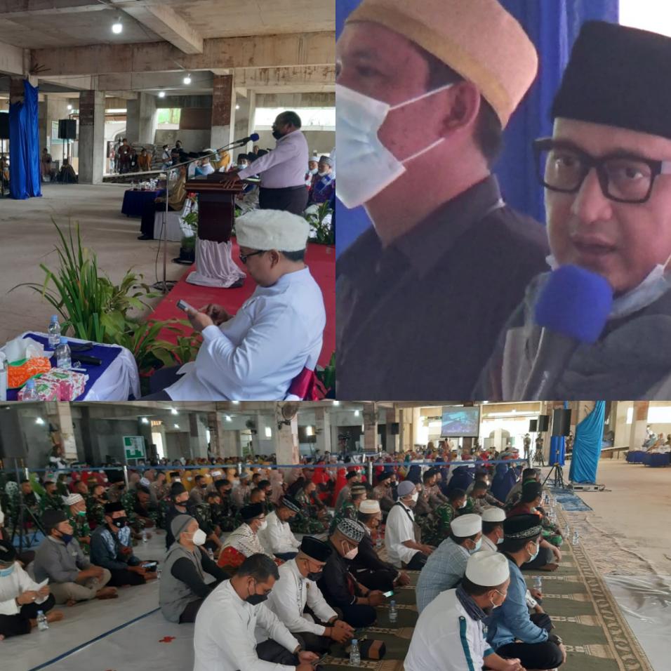 Selain Termegah di Papua Barat, Walikota Sorong Sebut Masjid Raya Al-Akbar Akan Jadi Ikon 5 IMG 20210929 3