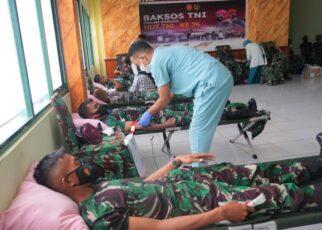 Jelang HUT TNI ke 76, Kodam XVIII/Kasuari Gelar Donor Darah 14 Screenshot 20210921 220100 Gallery