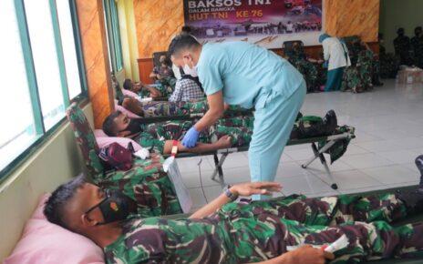 Jelang HUT TNI ke 76, Kodam XVIII/Kasuari Gelar Donor Darah 12 Screenshot 20210921 220100 Gallery