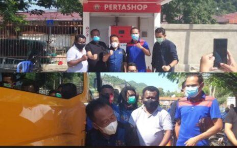 Bentuk Nyata Dukung PON XX, Pertamina Tambah 2 Pertashop, 8 SPBU di Jayapura 10 Screenshot 20210926 131918 Photo Wonder