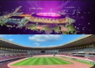 Menilik Kemegahan Stadion Lukas Enembe Yang Jadi Venue PON XX 19 Screenshot 20210926 214342 Photo Wonder