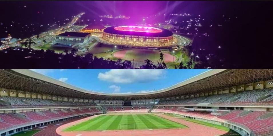 Menilik Kemegahan Stadion Lukas Enembe Yang Jadi Venue PON XX 6 Screenshot 20210926 214342 Photo Wonder