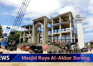 Selain Termegah di Papua Barat, Walikota Sorong Sebut Masjid Raya Al-Akbar Akan Jadi Ikon 17 Screenshot 20210929 182659 Gallery