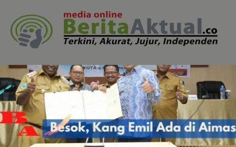 Jumat Besok, Ridwan Kamil Ikut Resmikan RTP di Alun Alun Aimas Kabsor 4 Screenshot 20210930 210319 Canva