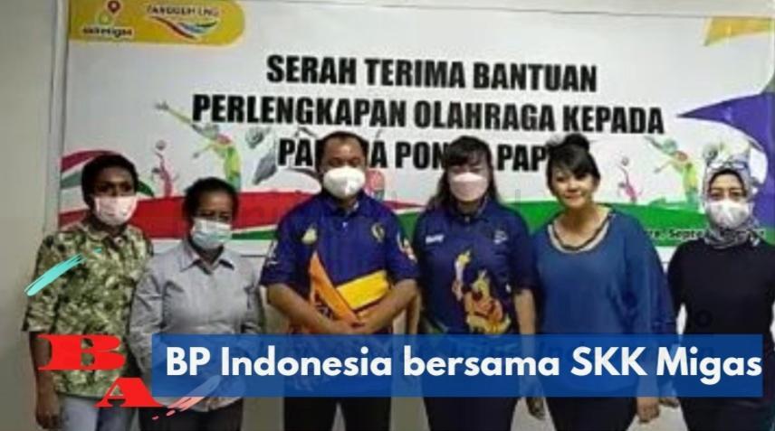 Dukung PON XX Papua, BP Indonesia Bersama SKK Migas Kucurkan 400 Juta 7 Screenshot 20210930 234342 Canva