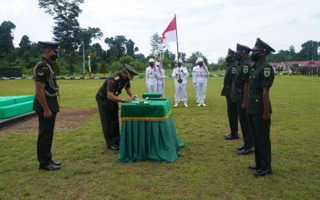 Pangdam XVIII Kasuari Tutup Dikmata TNI AD Gelombang Pertama 2021 6 pangdam xviiikasuari tutup dikmata tni ad gelombang pertama ta 2021 pdi