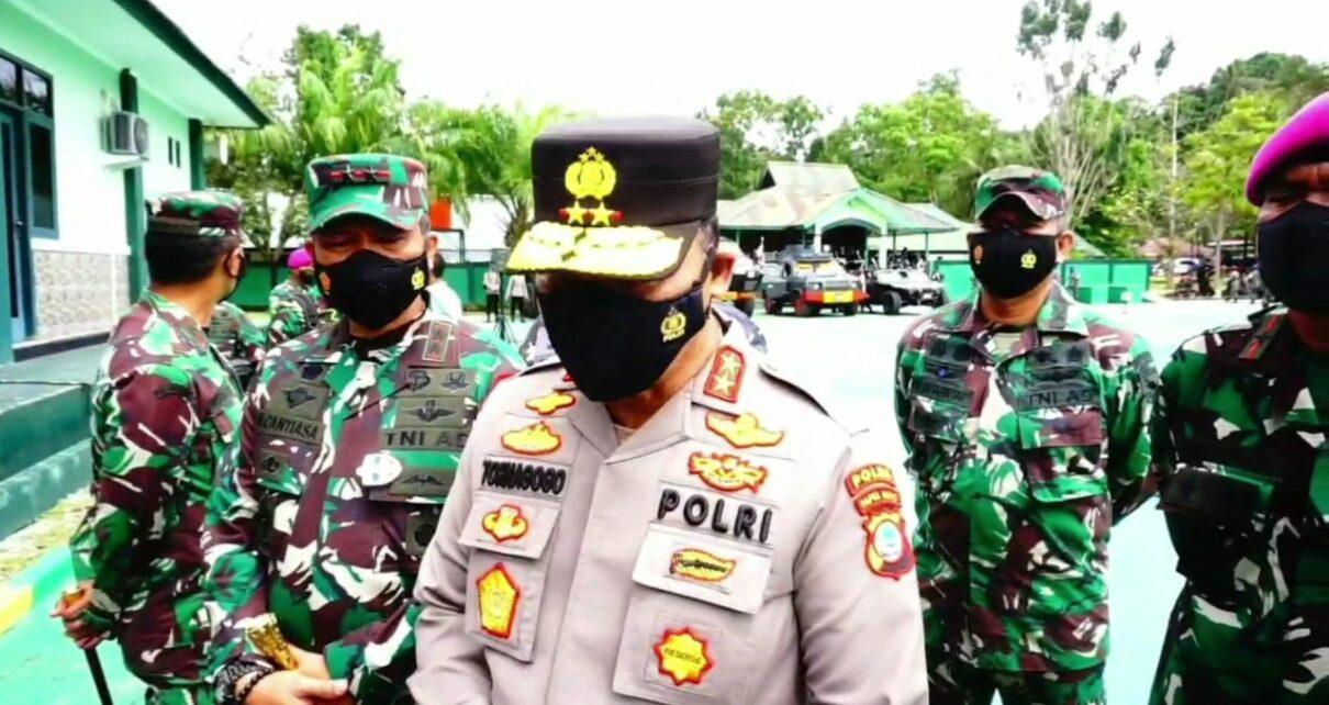 Usai Buka PON XX Presiden Kunjungi Sorong, 900 Personel Gabungan Disiagakan 1 IMG 20211002 WA0041