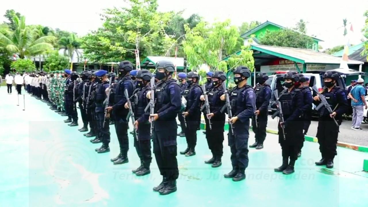 Usai Buka PON XX Presiden Kunjungi Sorong, 900 Personel Gabungan Disiagakan 5 IMG 20211002 WA0042