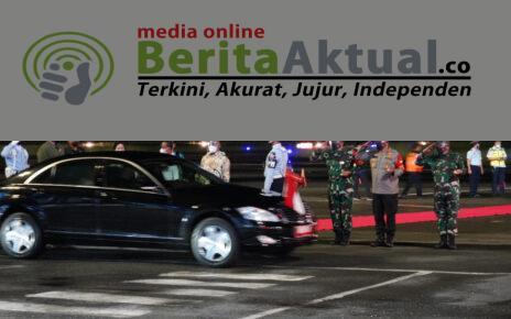 Aksi Sulap Jalan Saat Kedatangan Jokowi,Tuai Kritikan Warga 8 IMG 20211003 WA0065