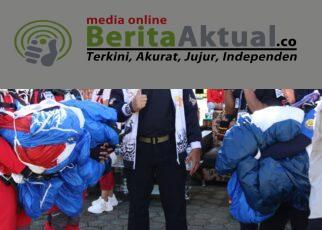 Pangdam Kasuari Kunjungi Pertandingan PON Beri Semangat Kontingen Papua Barat 19 IMG 20211011 WA0037