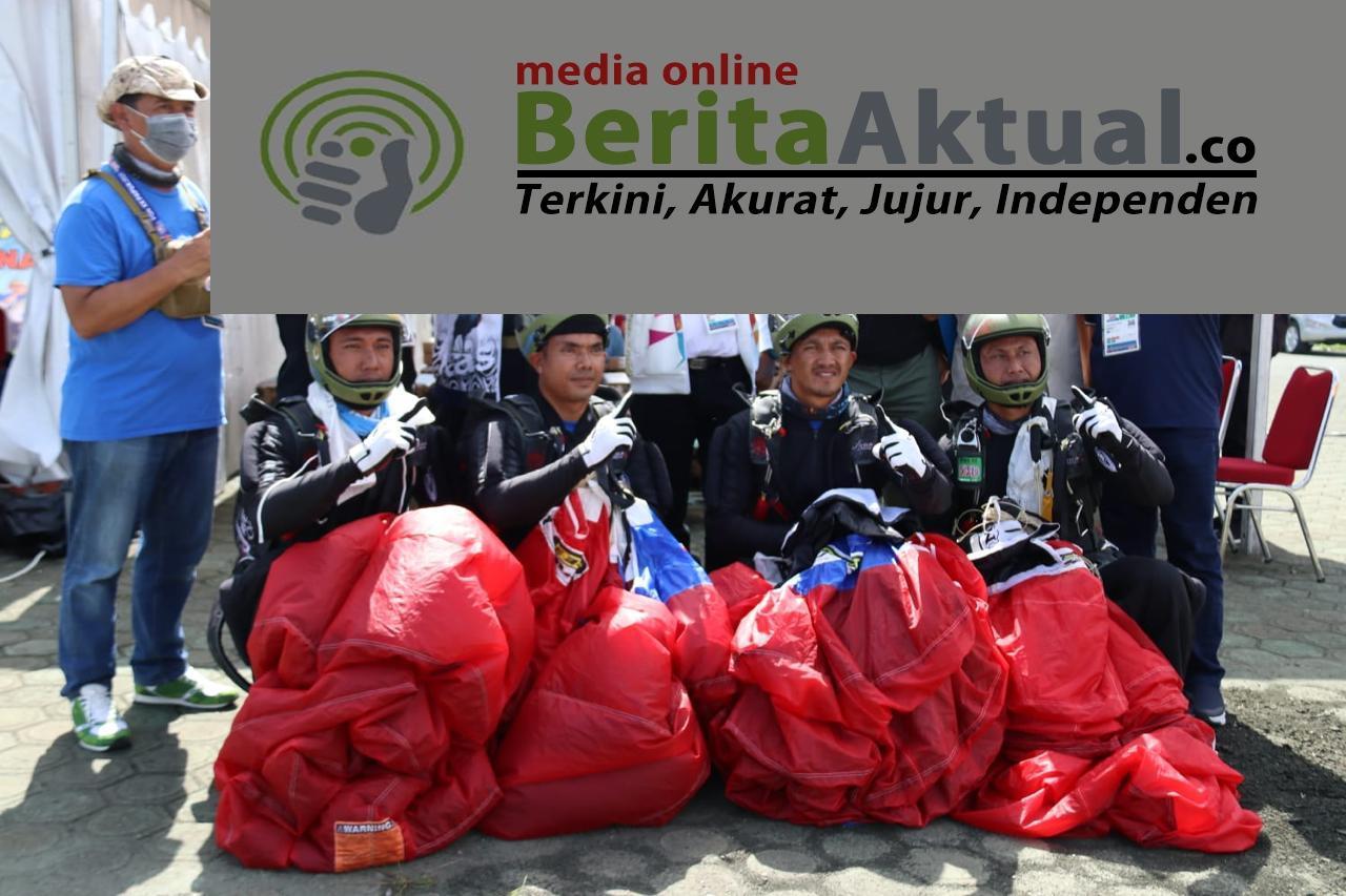 Pangdam Kasuari Kunjungi Pertandingan PON Beri Semangat Kontingen Papua Barat 5 IMG 20211011 WA0039